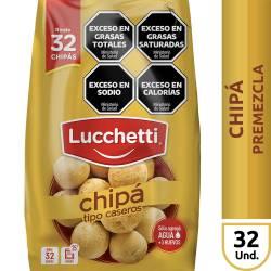 Harina Premezcla Chipa Lucchetti x 400 g.