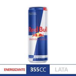 Bebida Energizante Red Bull x 355 cc.