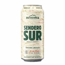 Cerveza Sendero Sur Lata Patagonia x 473 cc.