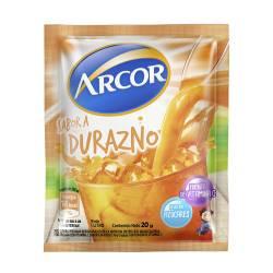 Jugo en polvo Durazno Arcor x 20 g.
