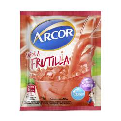 Jugo en polvo Frutilla Arcor x 20 g.