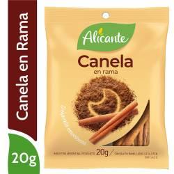 Canela en Rama Alicante x 20 g.