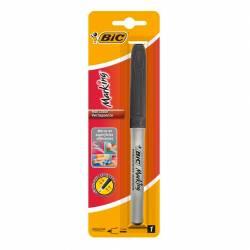 Marcador Permanente Fino Grip Negro Bic x 1 un.