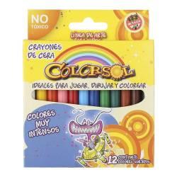 Crayones Colorsol Alba x 12 un.