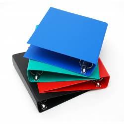 Carpeta N3 Plastica Forrada varios Colores Útil Of x 1 un.