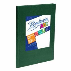 Cuaderno Abc Ray Verde 50 Hojas 19x23,5 Rivadavia x 1 un.