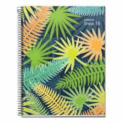 Cuaderno Universal Cuadriculado 84 Hojas Línea 16 x 1 un.