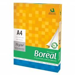 Resma A4 70 g. Boreal x 1 un.
