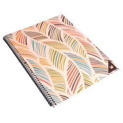 Cuaderno Universal Esp. Ray. Semi Rígido 80 Hojas La Anónima x 1 un.