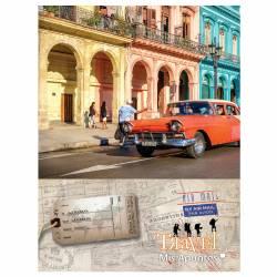 Cuaderno Universal Travel 80 Hojas Rayado Mis Apuntes x 1 un.