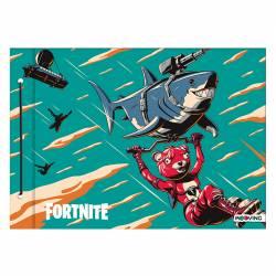 Carpeta Dibujo N5 Fortnite x 1 un.