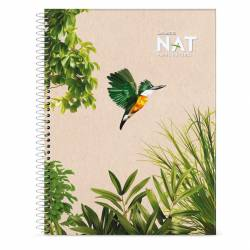 Cuaderno Universal Cuadriculado 70 Hojas Nat x 1 un.
