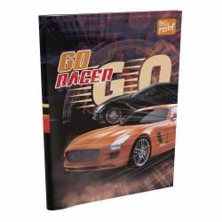 Carpeta Escolar N3 Street Racing x 1 un.