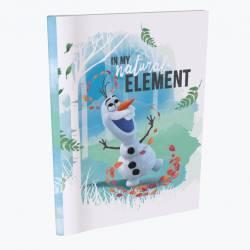 Cuaderno T/F Rayado 48 Hojas Frozen x 1 un.