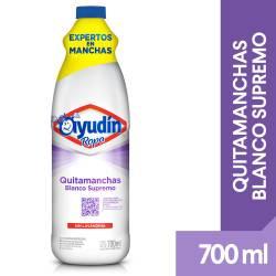 Quitamanchas Blanco Supremo Ayudín x 700 ml.