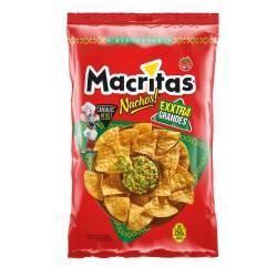 Nachos Originales Macritas x 250 g.