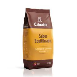 Café Molido Equilibrado Cabrales x 250 g.