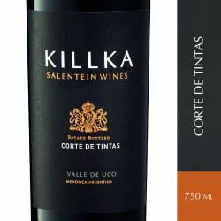 Vino Tinto Blend Killka x 750 cc.
