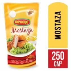 Mostaza Doy Pack Menoyo x 250 g.