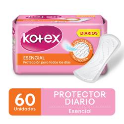 Protector Diario Classic Kotex x 60 un.