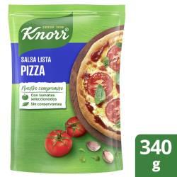 Salsa lista Knorr Pizza x 340 gr.