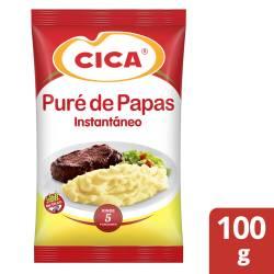 Pure de Papas Instantáneo Cica x 100 g.