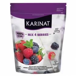 Mix Berries Congelados Karinat x 400 g.