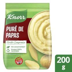 Pure de Papas Knorr x 200 g.
