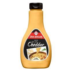 Salsa Queso Cheddar Dos Anclas x 360 g.
