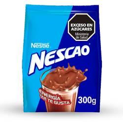 Alimento en Polvo A Base de Cacao Nescao x 300 g.