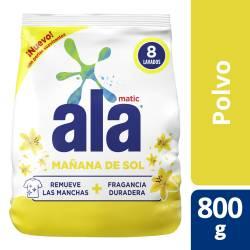 Jabón Polvo Be Mañanas Sol Ala x 800 g.