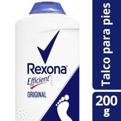 Polvo Pédico Efecto Seco Rexona x 200 g.