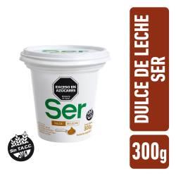 Dulce de Leche Ser x 300 g.