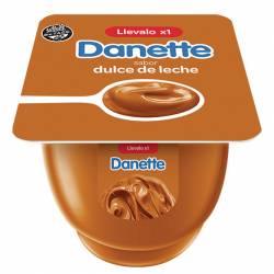 Postre Dulce de Leche X1 Danette x 95 g.
