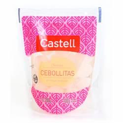 Cebollitas en Vinagre Castell x 100 g.