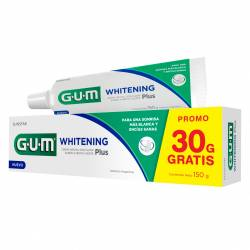 Crema Dental Whitening Plus Gum x 150 g.