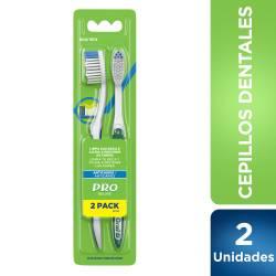 Cepillo Dental Pro Anticaries Pro x 2 un.