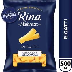 Fideos Rina Rigatti Matarazzo x 500 g.