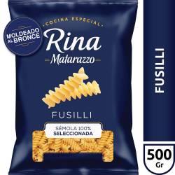 Fideos Rina Fusilli Matarazzo x 500 g.
