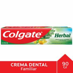 Crema Dental Herbal Colgate x 90 g.
