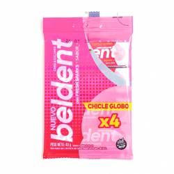 Chicles Globo Fresh Sparks Beldent x 4 un. 40 g.