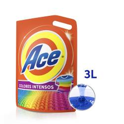 Jabón Liquido Colores Intensos Dp Ace x 3 Lt.