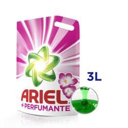 Jabón Liquido + Perfumante Dp Ariel x 3 Lt.