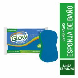 Esponja Baño Scutum Glow x 1 un.