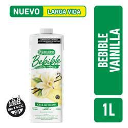 Bebida Láctea UAT 0% Grasas Vainilla La Serenísima x 1 Lt.