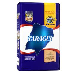Yerba Mate Selección Especial s/P 4Flex Taragui x 500 g.