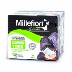 Cera Microondas Detox Millefiori x 180 g.