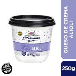 Queso Crema Alioli La Paulina x 250 g.