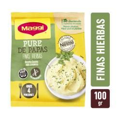 Pure de Papas Finas Hierbas Maggi x 100 g.