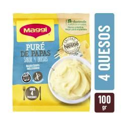 Pure de Papas 4 Quesos Maggi x 100 g.